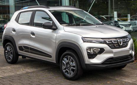 Scheda tecnica Dacia Spring