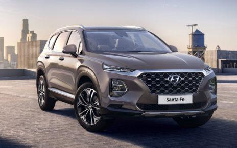 Scheda tecnica Hyundai Santa Fe