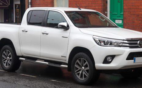 Scheda tecnica Toyota Hilux