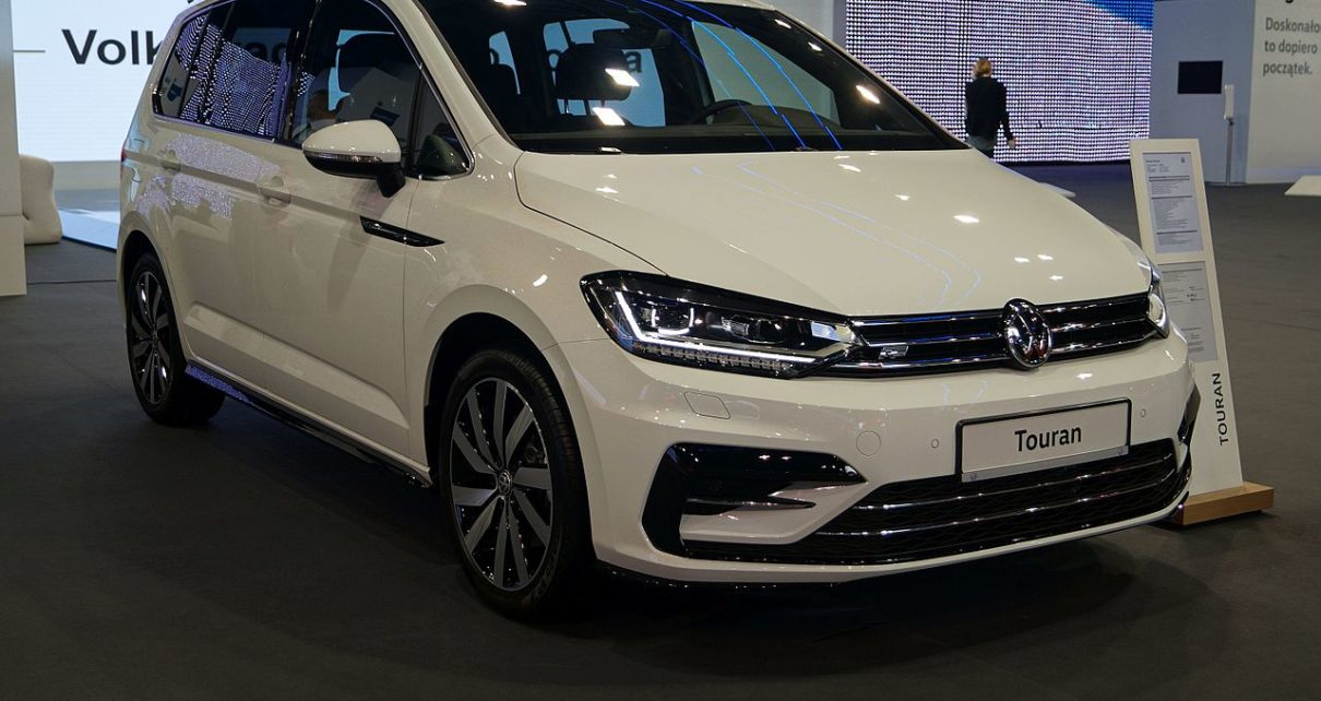 Scheda tecnica Volkswagen Touran