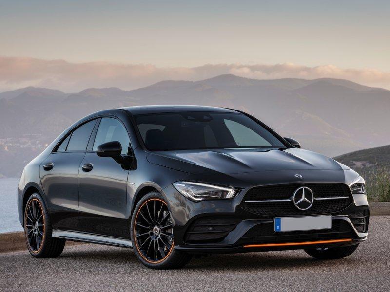 Scheda tecnica Mercedes – Benz CLA