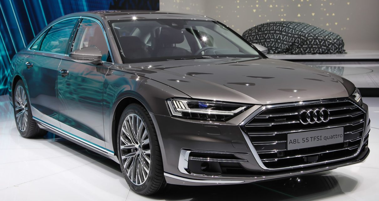 Scheda tecnica Audi A8