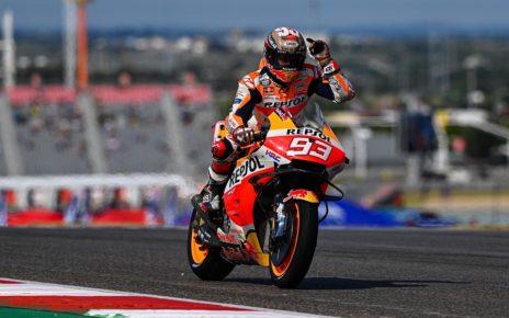 Risultati MotoGP Americhe 2021